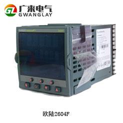title='欧陆温度控制器2600系列'