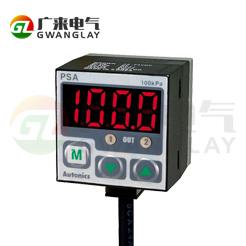 奥托尼克斯空压型方形压力传感器PSA/PSB系列