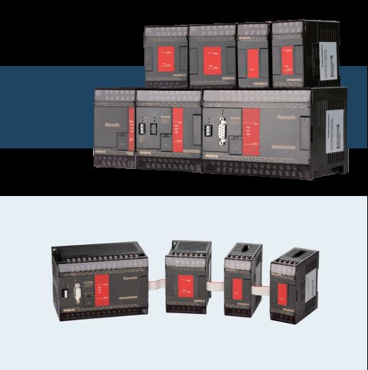 博世力士乐PLC丰富的功能、卓越的性能、灵活的扩展性以及优异的品质